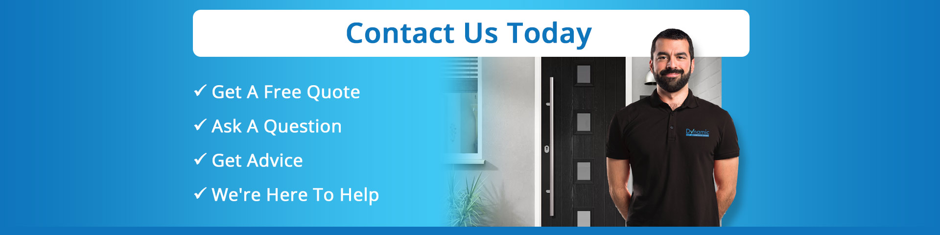 Contact Composite Doors Lanarkshire
